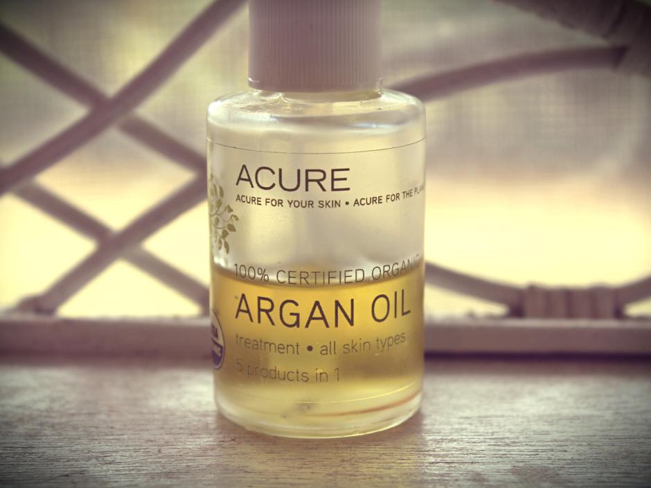 makeup essentials argan oil