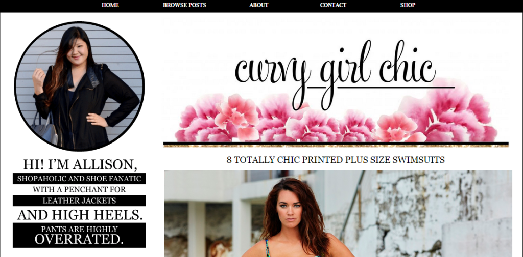 Curvy Girl Chic Blog