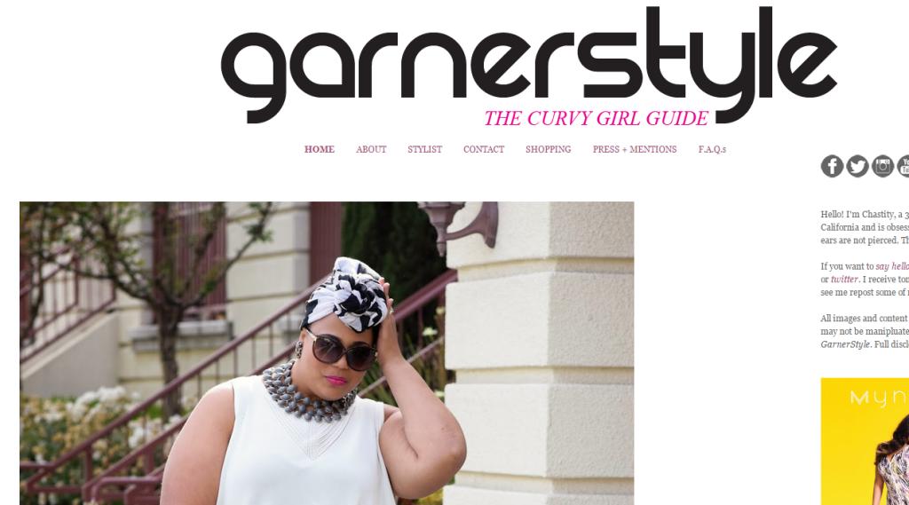 Garnerstyle Blog