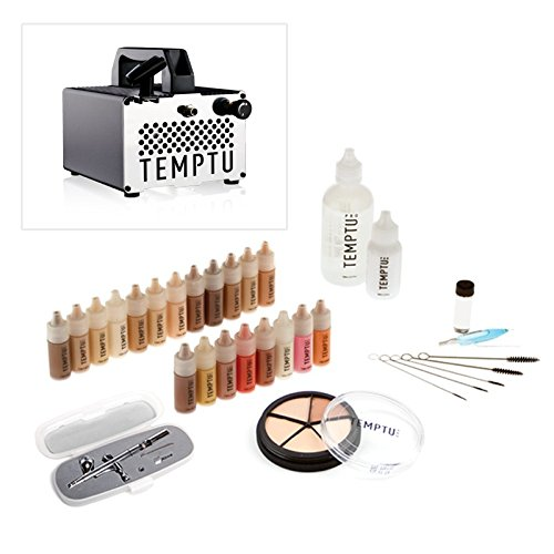 Temptu's professional kit is rated well by users consistently and certainly and option to consider when looking for a new kit.